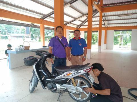 โครงการ ขยายบทบาทศูนย์ซ่อมสร้างเพื่อชุมชน Fix it Center Thailand